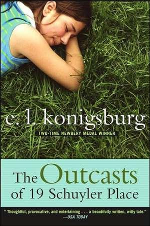 The Outcasts of 19 Schuyler Place de E. L. Konigsburg