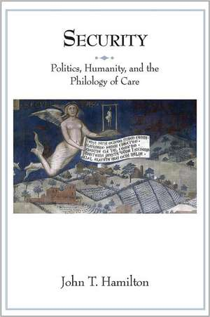 Security – Politics  Humanity  And The Philology