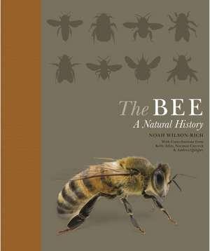The Bee – A Natural History de Noah Wilson–rich