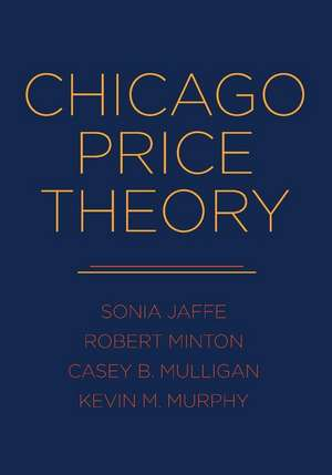 Chicago Price Theory de Sonia Jaffe