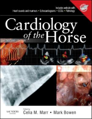 Cardiology of the Horse imagine
