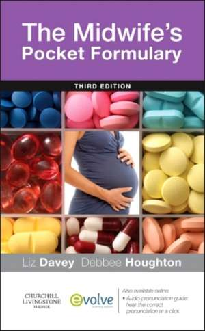 The Midwife's Pocket Formulary