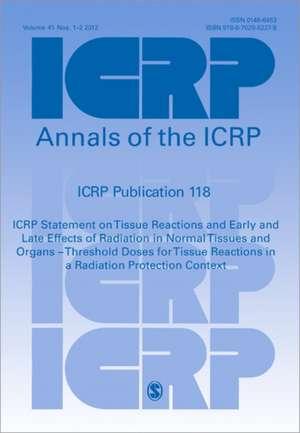 ICRP Publication 118