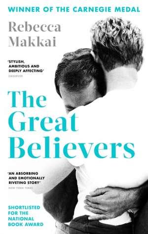 The Great Believers de Rebecca Makkai