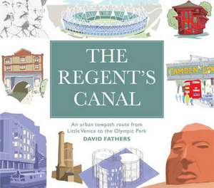 The Regent's Canal de David Fathers