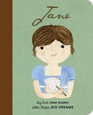 Jane Austen: My First Jane Austen de Maria Isabel Sanchez Vegara