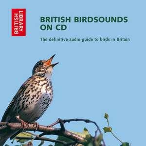 British Bird Sounds on CD:  Solo Violin de British Library