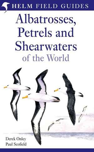 Albatrosses, Petrels and Shearwaters of the World imagine