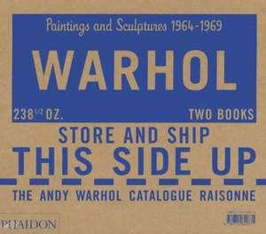 The Andy Warhol Catalogue Raisonné, Paintings and Sculptures 1964-1969 - Volume 2 de Georg Frei