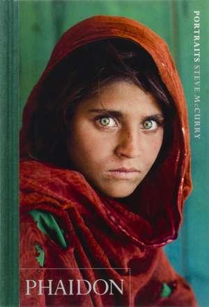 Portraits de Steve McCurry