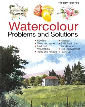 Watercolour Problems and Solutions de Trudy Friend