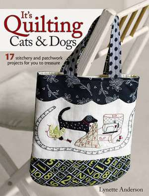 It's Quilting Cats and Dogs imagine