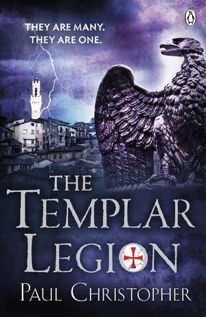 The Templar Legion de Paul Christopher