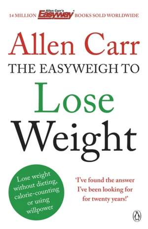 Allen Carr's Easyweigh to Lose Weight imagine
