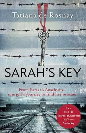 Sarah's Key de Tatiana de Rosnay