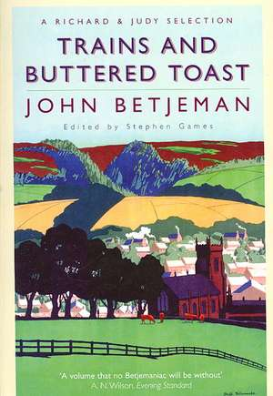 Trains and Buttered Toast imagine