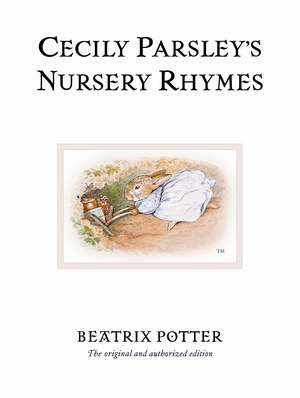 Cecily Parsley's Nursery Rhymes imagine