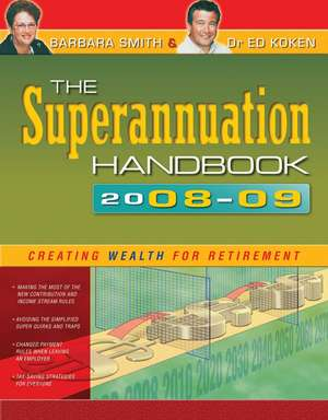 The Superannuation Handbook 2008–09