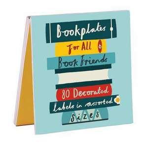 Book Friends Book of Labels de Debbie Powell