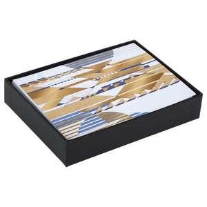 Frank Lloyd Wright Luxe Foil Notecard
