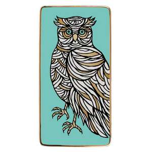 Patch NYC Owl Tray de Galison