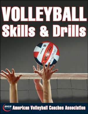 Volleyball Skills & Drills imagine