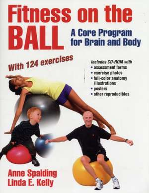 Fitness on the Ball de Anne Spalding