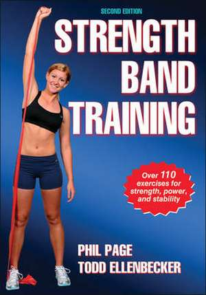 Strength Band Training de (Fr Page, Phil