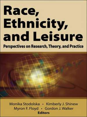 Race, Ethnicity, and Leisure