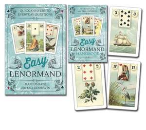 Easy Lenormand:  Quick Answers to Everyday Questions de Marcus Katz