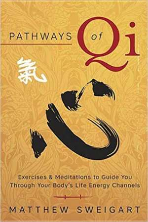 Pathways of Qi de Matthew Sweigart