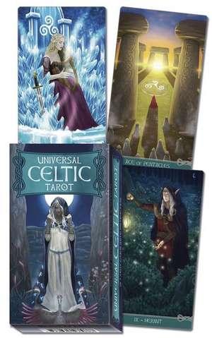 Universal Celtic Tarot de Floreana Nativo