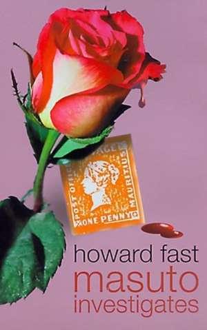 Masuto Investigates, Volume 1 de Howard Fast