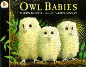 Owl Babies de Martin Waddell