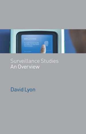 Surveillance Studies imagine