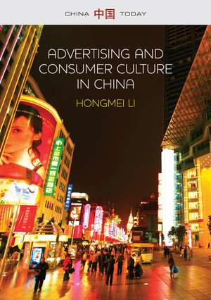 Advertising and Consumer Culture in China imagine