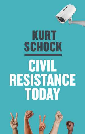 Civil Resistance Today