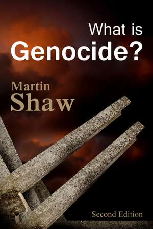 What is Genocide? de Martin Shaw