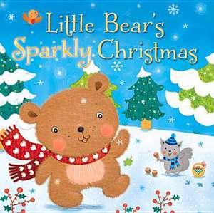 Little Bear's Sparkly Christmas