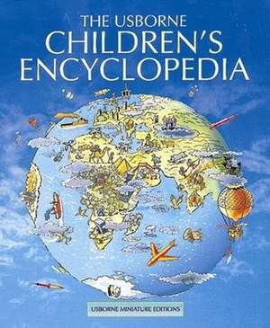 Elliott, J: Mini Children's Encyclopedia imagine