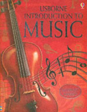 The Usborne Internet-linked Introduction To Music imagine