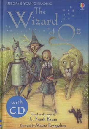 The Wizard of Oz. Book + CD de L. Frank Baum