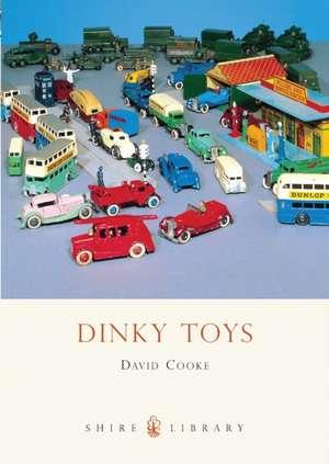 Dinky Toys de David Cooke