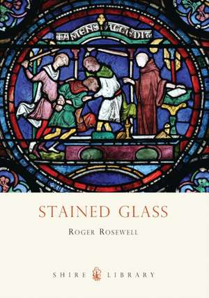 Stained Glass de Roger Rosewell
