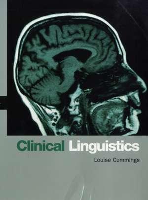 Clinical Linguistics
