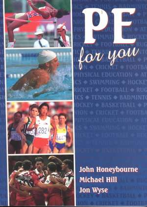 PE for You Students' Book