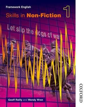 Nelson Thornes Framework English Skills in Non-Fiction 1