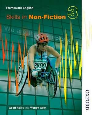 Nelson Thornes Framework English Skills in Non-Fiction 3