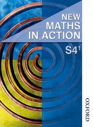 New Maths in Action S4/1 Student Book