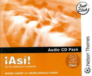 ¡Así! 2 Audio CD Pack Lower